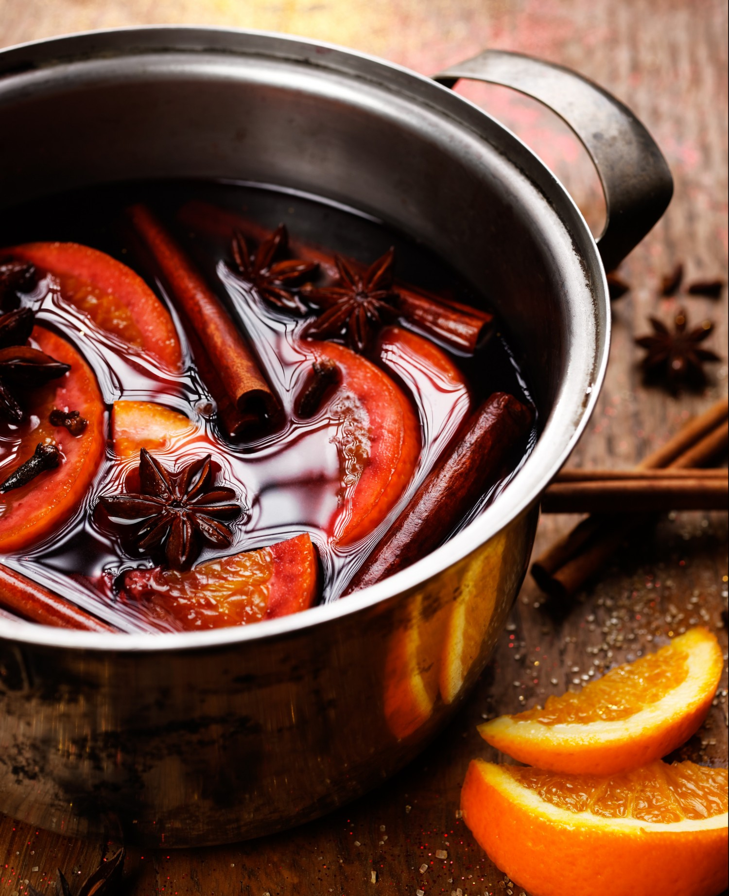 fall scented simmer pot