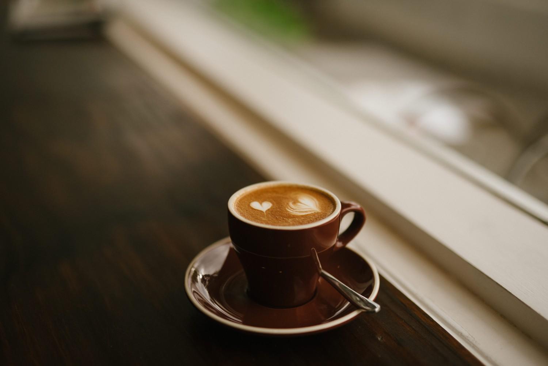 fall coffee pumpkin spice latte