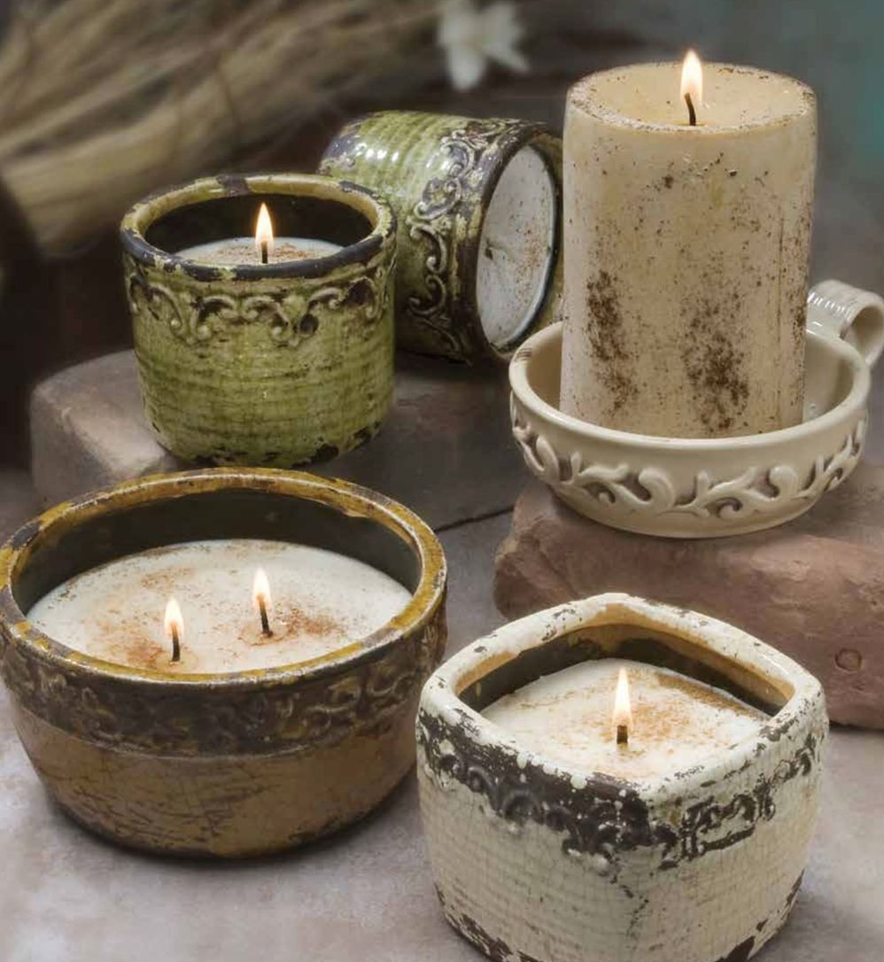 fall scents from swan creek candle