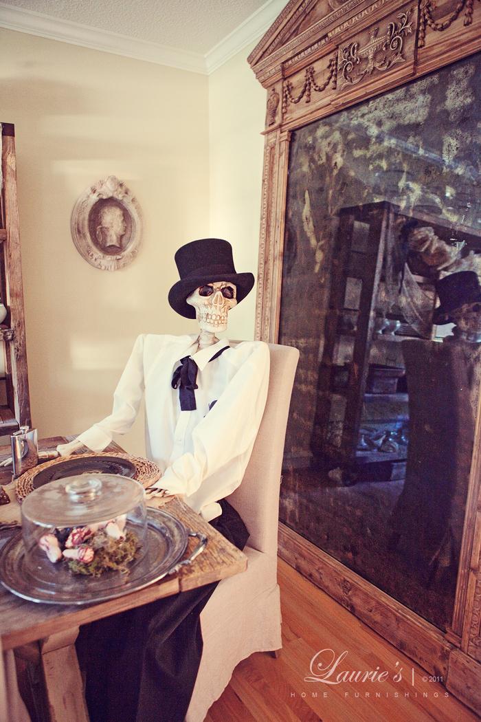 mirror from lauriesrestoration hardware - Restoration Hardware Halloween