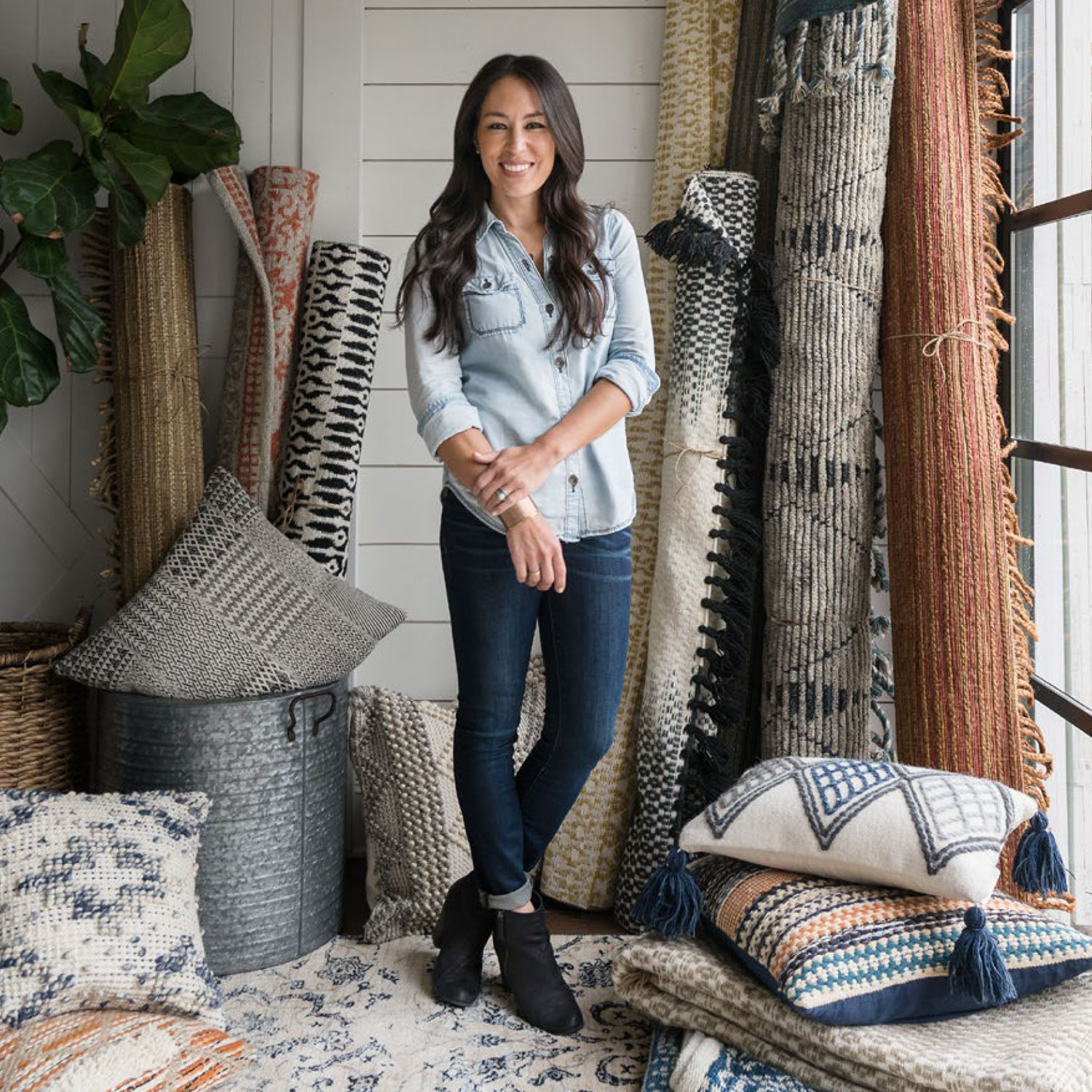 Magnolia Home Rugs By Joanna Gaines At Laurie 39 S