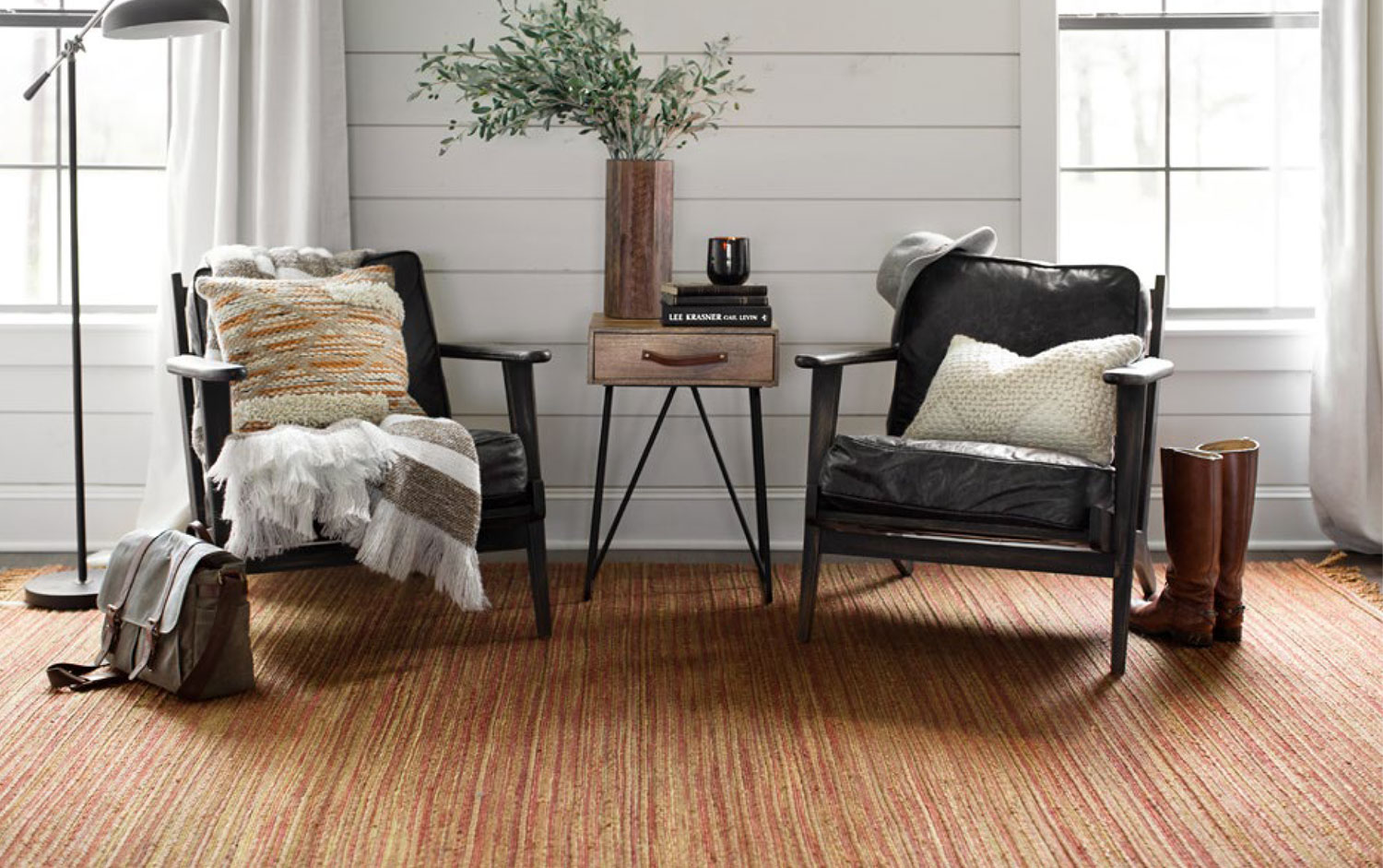 magnolia rugs1 Instant home makeover Magnolia Home Rugs